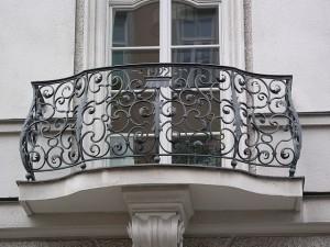 Balkonų turėklai Klaipėda