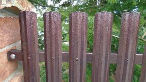 Žaliuzinės ir tvoralenčių tvoros